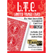 Limited Tango Card Red (T.L.C.) (C0006) by Tango - Tour