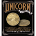 Regular coin; Gold Eagle Proof by Unicorn Gaffed Coin - Trick