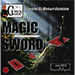 Magic Sword Card (Red)by Mickael Chatelain - Tour