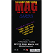 Magnetic Card (Double Back Blue) by Chazpro Magic - Trick