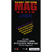Magnetic Card (Double Back Red) by Chazpro Magic - Trick