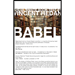 Babel Book Test (Memory Of Tomorrow book) 2.0 by Vincent Hedan - Tour