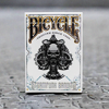 Bicycle Steampunk Bandit Deck (White) by Gambler's Warehouse