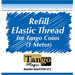 Refill Elastic Thread for Tango Coins (1 Meter) (A0032) - Tour
