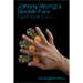 Double Face Super Triple Coin - Old English Penny (w/DVD) by Johnny Wong - Tour