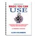 Magic You Can Use (Spiral Bound) by Aldo Colombini - Livre