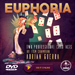 Euphoria by Adrian Guerra and Vernet - DVD