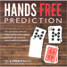 Hands Free Prediction (Red) by Lynx Magic - Trick