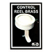 Control Reel (Brass) by Mr. Magic - Tour