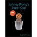 Super Cup (English Penny) by Johnny Wong -(1 dvd and 1 cup) Trick