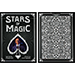 Stars of Magic (Black) Playing Cards