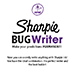 Sharpie BUG Writer by Vernet - Tour