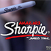 Amazing Sharpie Pen (White) by James Paul - Tour