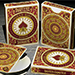 Bourgogne Playing Cards - United Cardists 2016 Annual Deck