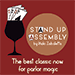 Stand Up Assembly (Blue) by Vernet - Tour