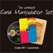 The Complete Card Manipulation Set  (DVD plus 2 special decks) by Vernet - Tour