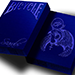 Bicycle Scarab Sapphire (Limited Edition) Playing Cards by Crooked Kings