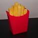 Sponge French Fries by Alexander May - Tour