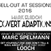 Covert Adaption by Mark Elsdon & James Anthony - Tour