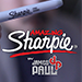 Amazing Sharpie Pen (Blue) by James Paul - Tour