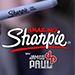 Amazing Sharpie Pen (Green) by James Paul - Tour