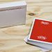 Quality Cardistry 1902 2nd Edition Red Playing Cards