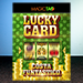 Lucky Card Blue (Gimmick and Online Instructions) by Costa Funtastico - Tour
