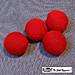 "Crochet Balls (Red 2"") by Mr. Magic - Tour"