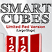 Smart Cubes RED (Large/Stage) by Taiwan Ben - Tour