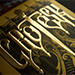 Grotesk Macabre Playing Cards Limited (Gold) by Lotrek
