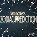 Zodiac Prediction (Blue) by Liam Montier - Tour