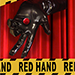 Red Hand by Jean-Piere Vallarino - Tour