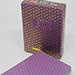 LUXX Elliptica (Purple) Playing Cards