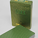 LUXX Elliptica (Green) Playing Cards