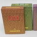 LUXX Elliptica (Red) Playing Cards