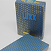 LUXX Elliptica (Blue) Playing Cards