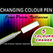 Color Changing Pen by Jean-Pierre Vallarino - Tour