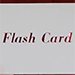 FLASH CARD by G Sparks - Tour