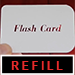 FLASH CARD Replacement Wire - Tour
