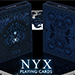 Bicycle NYX Playing Cards by Collectable Playing Cards