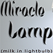 Miracle Lamp (Milk in Lightbulb) by Amazo Magic - Trick