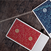Visa Red Playing Cards by Patrick Kun and Alex Pandrea