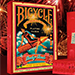 Bicycle Firecracker Playing Cards by Collectable Playing Cards