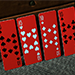 Air Deck - The Ultimate Travel Playing Cards (Red)