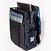 CARD Backpack (Blue) by Paul Romhany and BOLDFACE - Tour