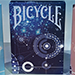 Bicycle Nebula Playing Cards