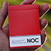 NOC Original Deck (Red) Printed at USPCC by The Blue Crown