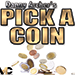 Pick a Coin Euro Version (Gimmicks and Online Instructions) by Danny Archer - Tour