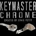 Keymaster Chrome (Gimmicks and Online Instructions) by Craig Petty - Tour
