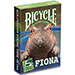 Bicycle Fiona Playing Cards by US Playing Cards